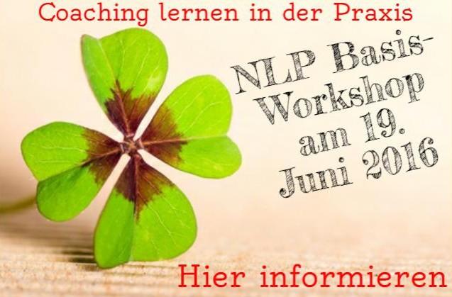 Termine NLP Basis Workshop