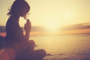 bewusst leben Meditation